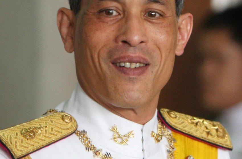מלך תאילנד