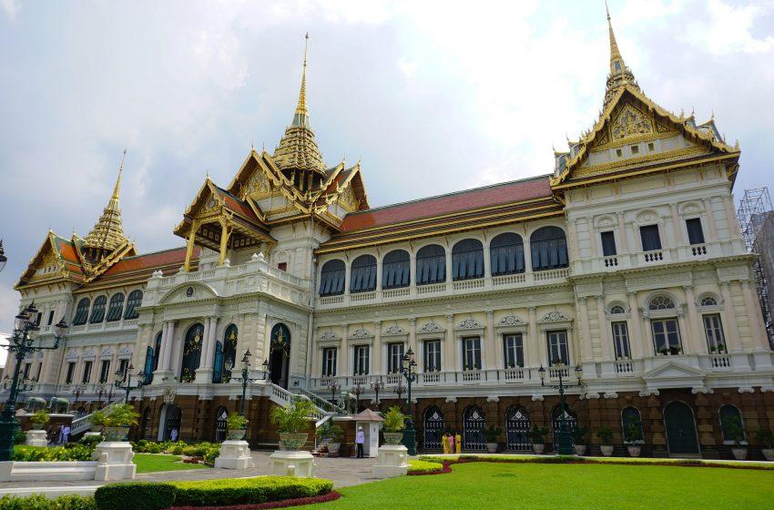 ארמון המלך בתאילנד