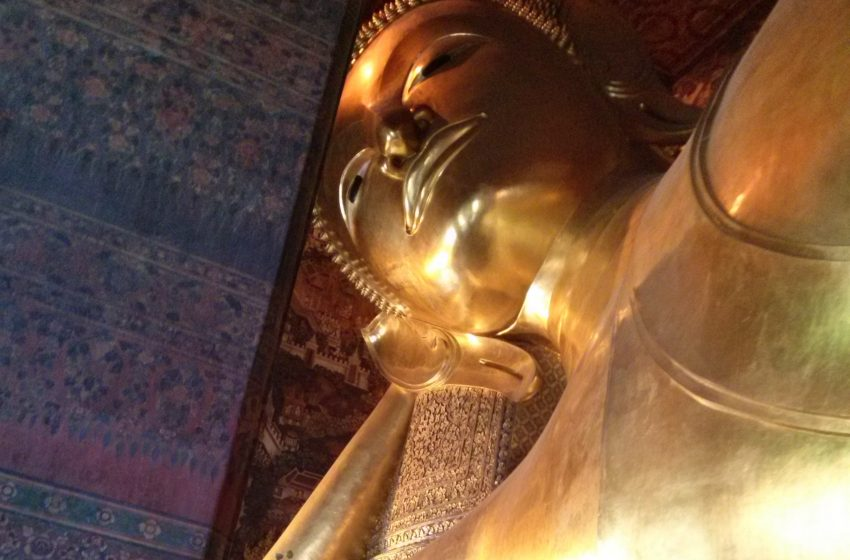 בנגקוק -סרט  היכן בודהה  שוכב