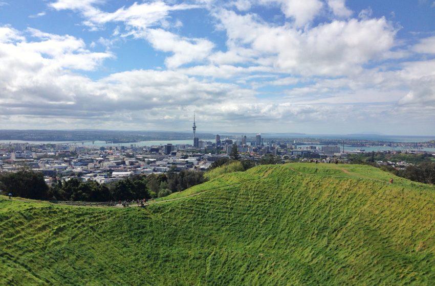 מזג אוויר בניו זילנד באוקלנד