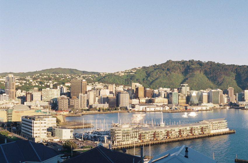 מזג אוויר בניו זילנד בוולינגטון