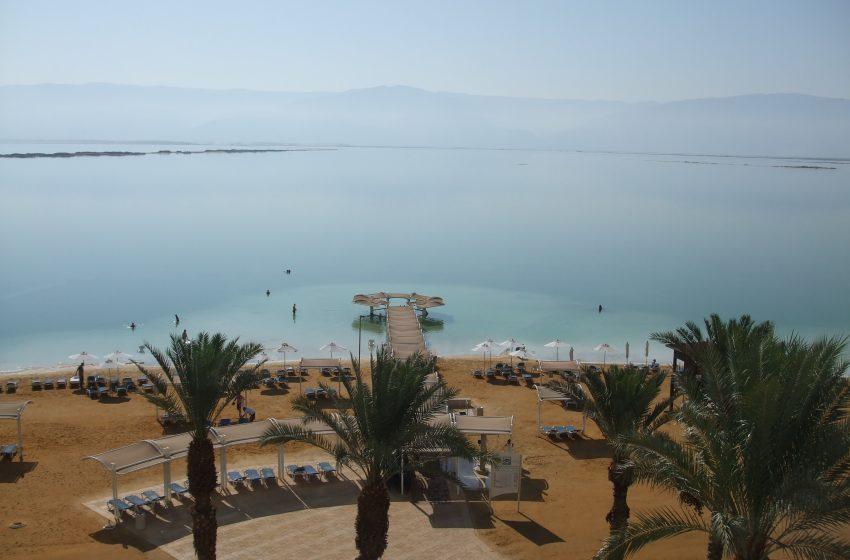 ים המלח והסביבה