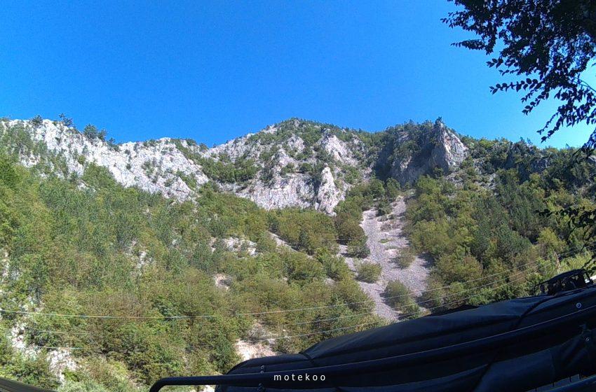 בולגריה טיול ג'יפים קניון טריגרד