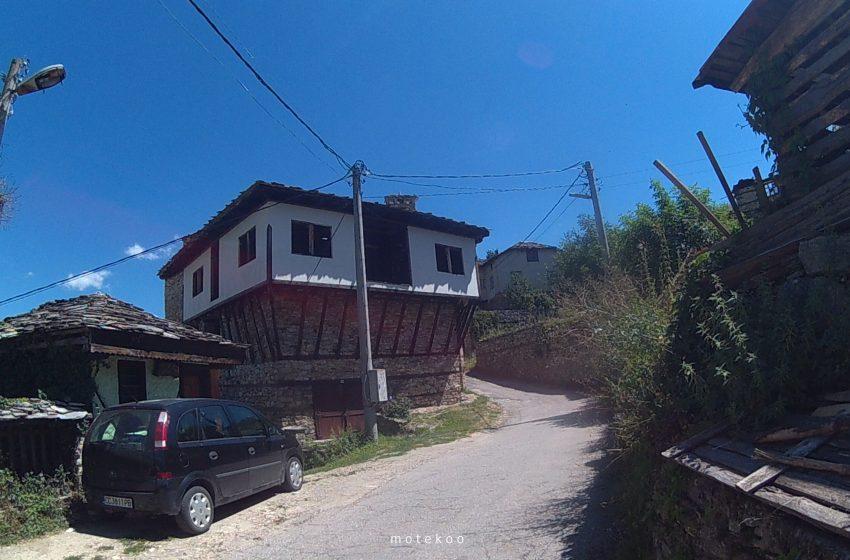 בולגריה הכפר דולן Dolen