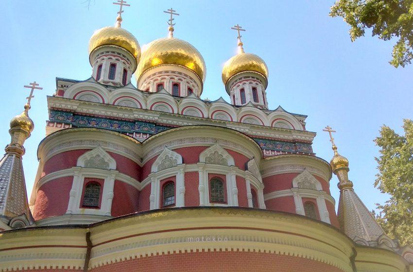 בולגריה מנזר שיפקה