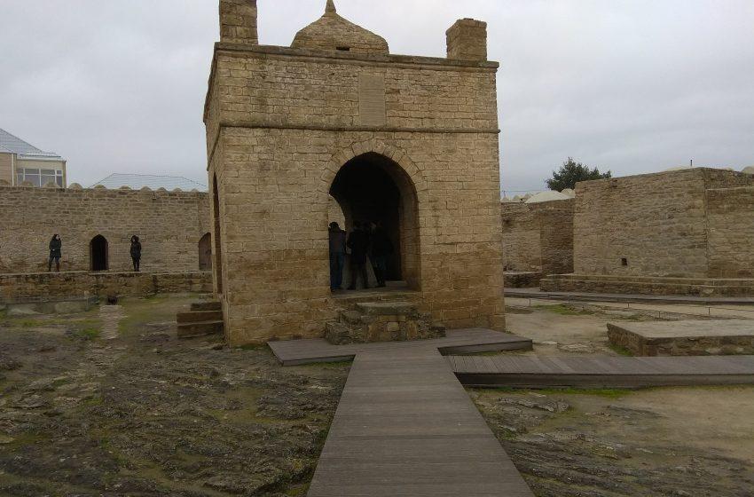 אזרבייג׳ן מקדש האש אטשגה