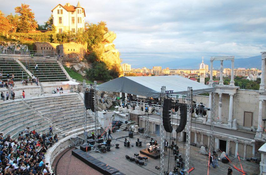 פלובדיב התיאטרון הרומי פיליפופוליס